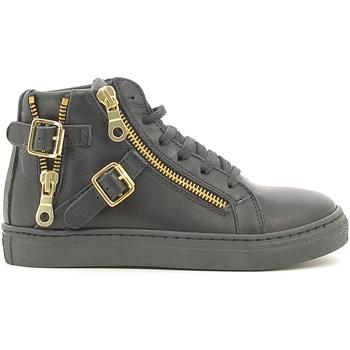 Παπούτσια Παιδί Ψηλά Sneakers Holalà HS050007L Μαύρος