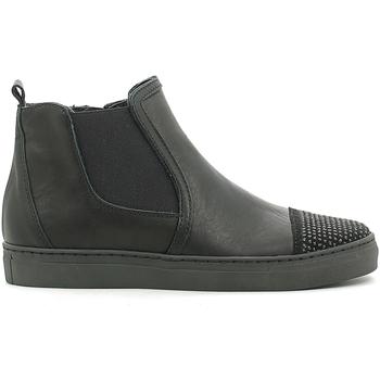 Παπούτσια Παιδί Ψηλά Sneakers Holalà HS050008L Μαύρος
