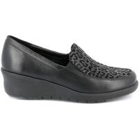 Παπούτσια Γυναίκα Μοκασσίνια Grunland SC4778 Μαύρος