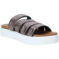 Παπούτσια Γυναίκα Τσόκαρα Grunland CI1517 Γκρί