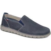 Παπούτσια Άνδρας Slip on CallagHan 84701 Μπλε