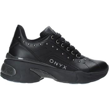 Παπούτσια Γυναίκα Χαμηλά Sneakers Onyx W19-SOX513 Μαύρος