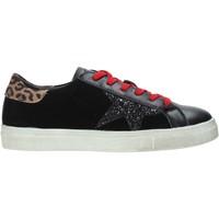 Παπούτσια Γυναίκα Χαμηλά Sneakers Onyx W19-SOX901 Μαύρος