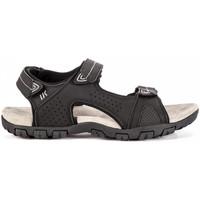Παπούτσια Άνδρας Σανδάλια / Πέδιλα Lumberjack SM43006 002 R93 Μαύρος
