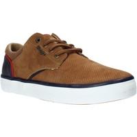 Παπούτσια Άνδρας Χαμηλά Sneakers Wrangler WM01003A καφέ