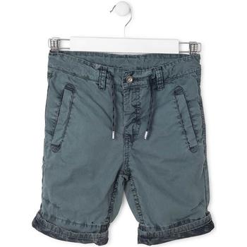 Υφασμάτινα Αγόρι Σόρτς / Βερμούδες Losan 713 9008AA Πράσινος