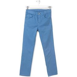 Υφασμάτινα Παιδί Παντελόνια Πεντάτσεπα Losan 713 9653AA Μπλε