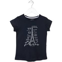 Υφασμάτινα Κορίτσι T-shirt με κοντά μανίκια Losan 714 1210AB Μπλε