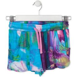 Υφασμάτινα Κορίτσι Μαγιώ / shorts για την παραλία Losan 714 6020AB Μπλε