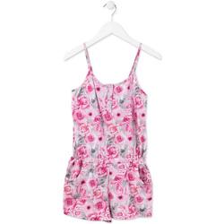 Υφασμάτινα Κορίτσι Ολόσωμες φόρμες / σαλοπέτες Losan 714 7008AB Ροζ