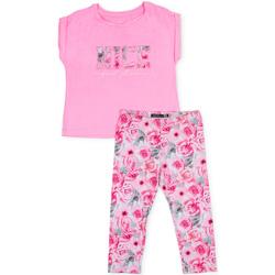Υφασμάτινα Κορίτσι Σετ Losan 714 8004AB Ροζ