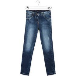 Υφασμάτινα Παιδί Skinny Τζιν  Losan 714 9011AB Μπλε