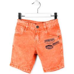 Υφασμάτινα Αγόρι Σόρτς / Βερμούδες Losan 715 9009AC Πορτοκάλι