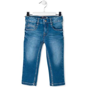 Υφασμάτινα Παιδί Skinny Τζιν  Losan 715 9664AC Μπλε