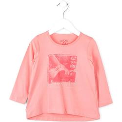 Υφασμάτινα Παιδί Πουλόβερ Losan 716 1214AD Ροζ