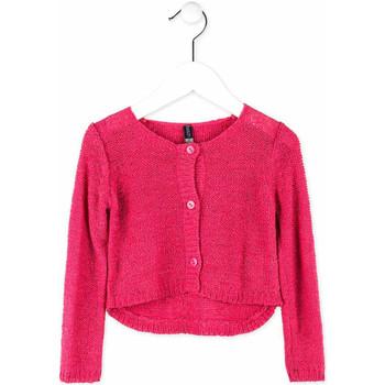 Υφασμάτινα Κορίτσι Μπουφάν / Ζακέτες Losan 716 5000AD Ροζ