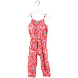 Υφασμάτινα Κορίτσι Ολόσωμες φόρμες / σαλοπέτες Losan 716 7027AD Ροζ