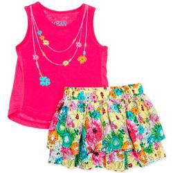 Υφασμάτινα Κορίτσι Σετ Losan 716 8001AD Ροζ
