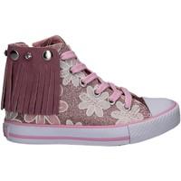 Παπούτσια Κορίτσι Ψηλά Sneakers Lulu LV010072S Ροζ