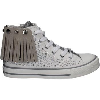 Παπούτσια Κορίτσι Ψηλά Sneakers Lulu LV010072S λευκό