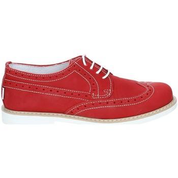 Παπούτσια Παιδί Derby Melania ME6045F7E.W το κόκκινο