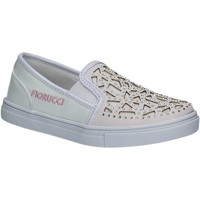 Παπούτσια Κορίτσι Slip on Fiorucci FKEO044 λευκό