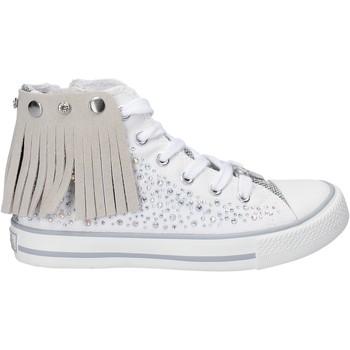 Παπούτσια Κορίτσι Ψηλά Sneakers Lulu LV010074T λευκό
