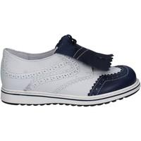 Παπούτσια Παιδί Derby Melania ME6077F7E.C λευκό