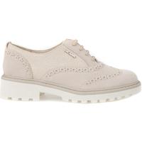 Παπούτσια Παιδί Derby Geox J6420F 02211 Μπεζ