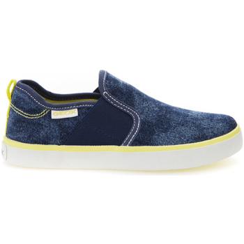 Παπούτσια Αγόρι Slip on Geox J72A7P 0GI54 Μπλε