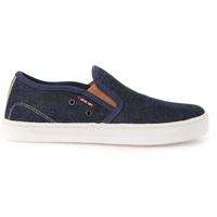 Παπούτσια Αγόρι Slip on Geox J72D5F 00013 Μπλε