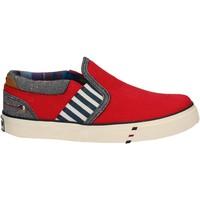 Παπούτσια Παιδί Slip on Wrangler WJ17103 το κόκκινο