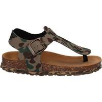 Παπούτσια Παιδί Σανδάλια / Πέδιλα Bionatura 22B1001 Πράσινος