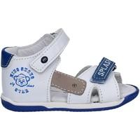 Παπούτσια Παιδί Σανδάλια / Πέδιλα Melania ME0813A7E.B λευκό