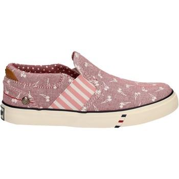 Παπούτσια Κορίτσι Slip on Wrangler WG17121 Ροζ