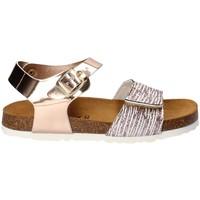 Παπούτσια Κορίτσι Σανδάλια / Πέδιλα Bamboo BAM-218 λευκό