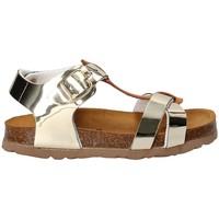 Παπούτσια Κορίτσι Σανδάλια / Πέδιλα Bamboo BAM-215 Κίτρινος