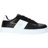 Παπούτσια Παιδί Χαμηλά Sneakers Fred Mello W19-SFK203 Μαύρος