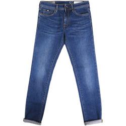 Υφασμάτινα Άνδρας Skinny Τζιν  Gas 351177 Μπλε
