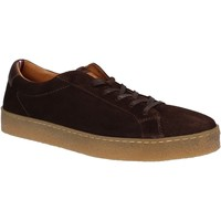 Παπούτσια Άνδρας Χαμηλά Sneakers Tommy Hilfiger FM0FM00857 καφέ