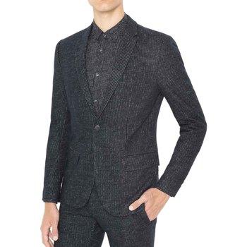 Υφασμάτινα Άνδρας Σακάκι / Blazers Antony Morato MMJA00302 FA140078 Μαύρος