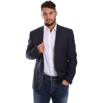 Υφασμάτινα Άνδρας Σακάκι / Blazers Antony Morato MMJA00314 FA600040 Μπλε