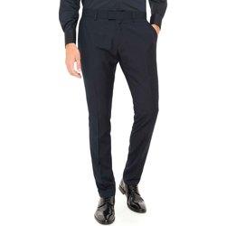 Υφασμάτινα Άνδρας Παντελόνια Chino/Carrot Antony Morato MMTR00369 FA600040 Μπλε