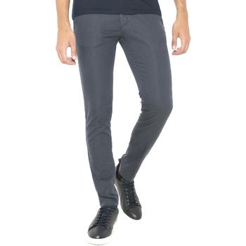 Υφασμάτινα Άνδρας Παντελόνια Chino/Carrot Antony Morato MMTR00374 FA850025 Μπλε