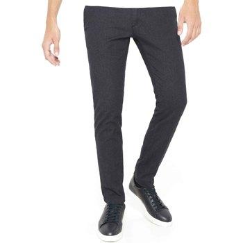 Υφασμάτινα Άνδρας Παντελόνια Chino/Carrot Antony Morato MMTR00374 FA850124 Μαύρος
