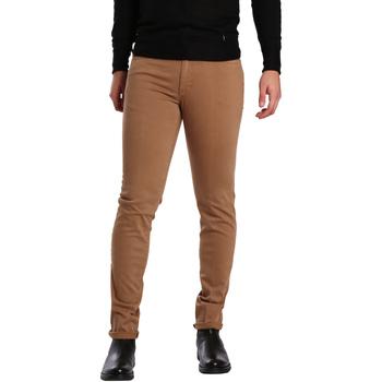 Υφασμάτινα Άνδρας Παντελόνια Πεντάτσεπα Sei3sei PZV16 7239 Μπεζ