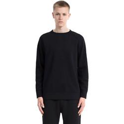 Υφασμάτινα Άνδρας Φούτερ Calvin Klein Jeans J30J302268 Μαύρος