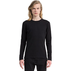 Υφασμάτινα Άνδρας Πουλόβερ Calvin Klein Jeans J30J303658 Μαύρος