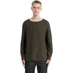 Υφασμάτινα Άνδρας Πουλόβερ Calvin Klein Jeans J30J305476 Πράσινος