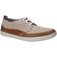 Παπούτσια Άνδρας Χαμηλά Sneakers Clarks 132568 καφέ